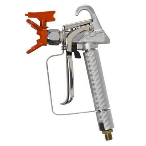 home depot milwaukee paint sprayer homeright airless spray gun c800904 the home depot
