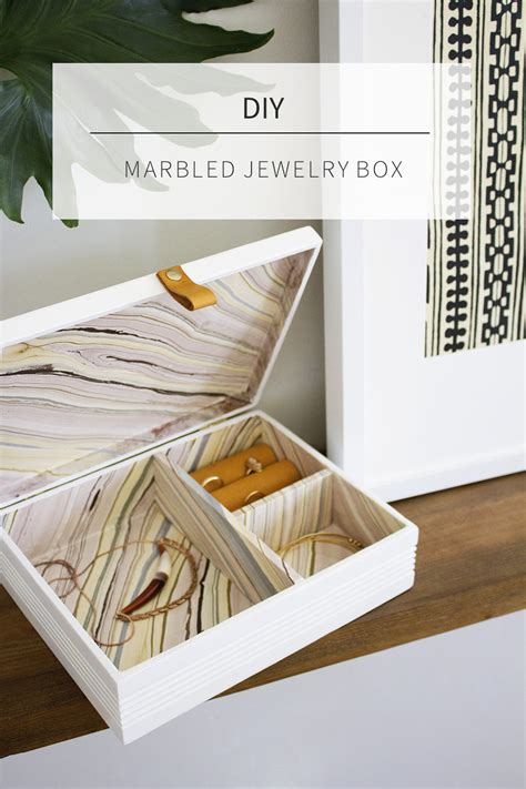 how to make box for jewelry how to make a jewelry box from a cigar box