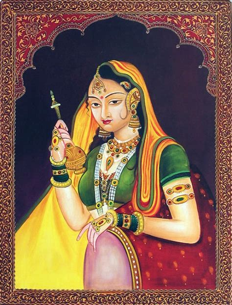 indian painting photo dealings with feelings indian paintings