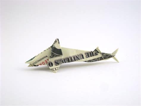 dollar origami shark origami sharks gilad s origami page