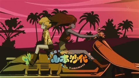 michiko to hatchin michiko hatchin absolute anime