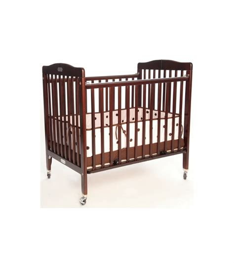la baby deluxe portable crib 883a cherry