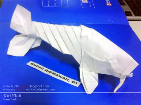 origami koi fish diagram medium origami myorigamiwork