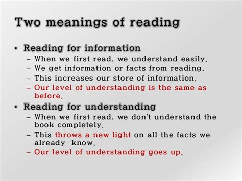 read info how to read a book chapter 1