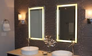 lights bathroom mirror how to a modern bathroom mirror with lights