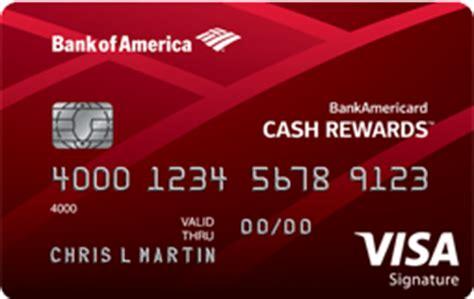bank of america credit card make payment bank of america gives their credit cards a make