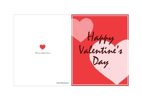 day cards valentines day card 3 8321 the wondrous pics