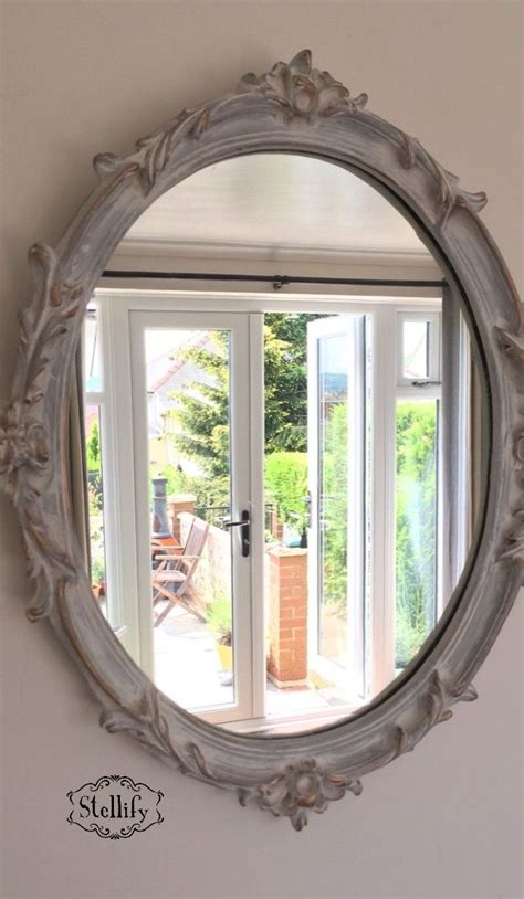 chalk paint mirror 17 best ideas about chalk paint mirror on