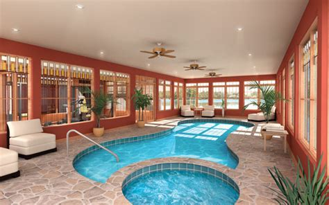 house plans with indoor swimming pool indoor swimming pools house plans and more