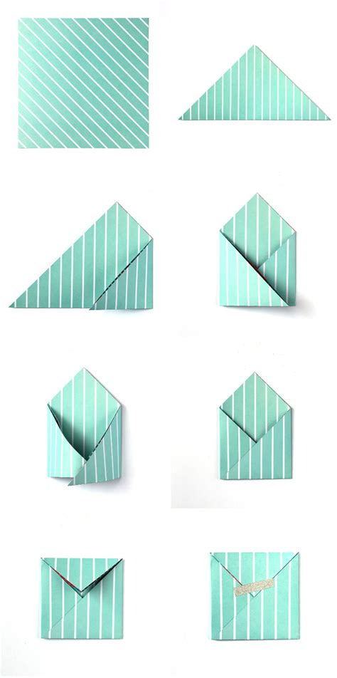 how to fold origami easy square origami envelopes gathering