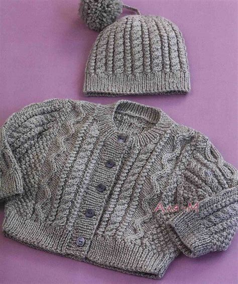 tiny baby hat knitting pattern free pattern cabled cardi hat knitting for