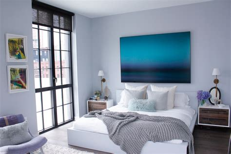 light blue paint bedroom fade to blue cococozy