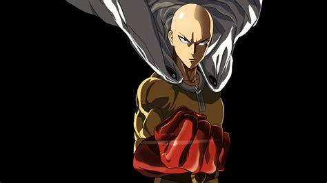 one punch saitama one punch wallpapers hd wallpapers