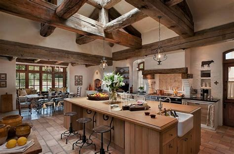 rustic kitchen design ideas country kitchen ideas freshome