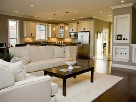 open floor plan kitchen and living room open space kitchen and living room home decorating ideas