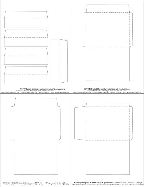 envelope templates for card card invitation ideas birthday invitation card size