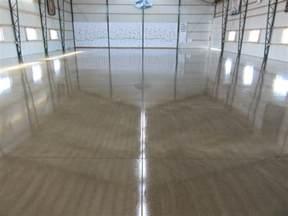 floor in pole barn concrete floor option premier concrete