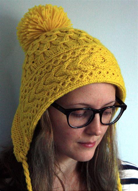 earflap hat knitting pattern earflap hat knitting patterns in the loop knitting