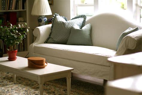 camelback sofa slipcovers custom slipcovers by shelley white camel back