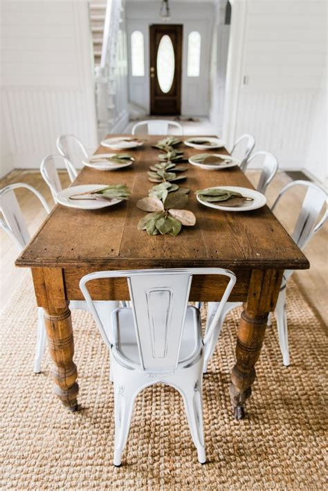 metal dining room table and chairs 17 best ideas about farmhouse table chairs on