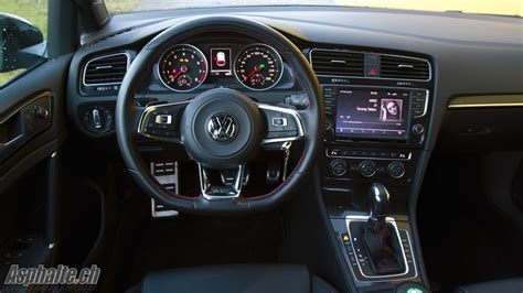 essai vw golf vii gti performance asphalte ch