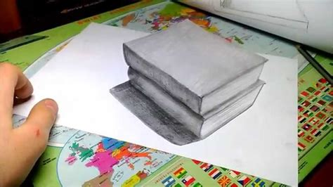 3d picture books amazing anamorphic 3d illusion books drawing