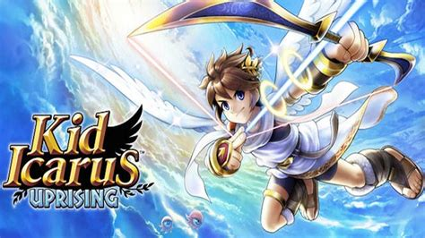 kid icarus uprising kid icarus uprising review tech gaming