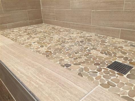 bathroom shower floor tiles 30 cool pictures and ideas pebble shower floor tile