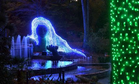 botanical garden of lights atlanta botanical garden garden lights hours