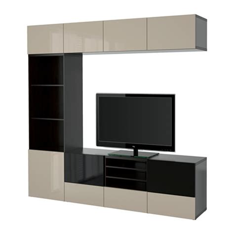 ikea besta storage combination with doors and drawers best 197 tv storage combination glass doors black brown