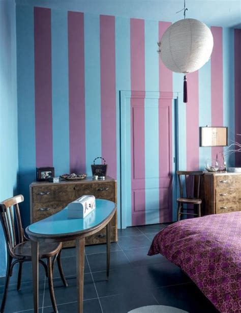 formalbeauteous striped bedroom wall decor 500 best pink bedrooms for grown ups images on