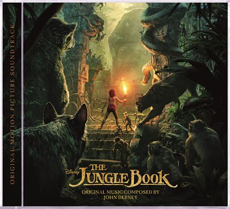 pictures from the jungle book the jungle book soundtrack is now available disney