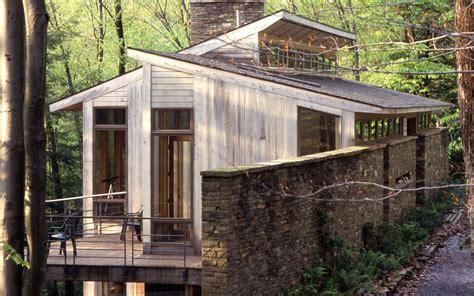 steep hillside house plans modern house on steep slope