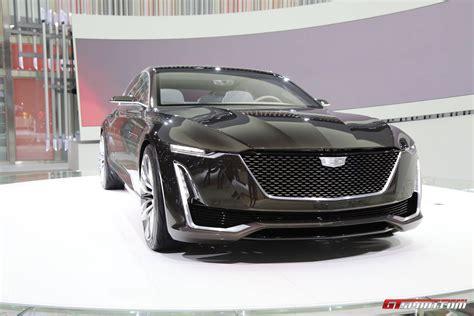 Cadillac Concept by Geneva 2017 Cadillac Escala Concept Gtspirit