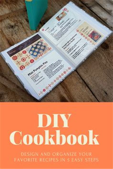 make your own recipe cards 1000 ideas about cookbook template on make