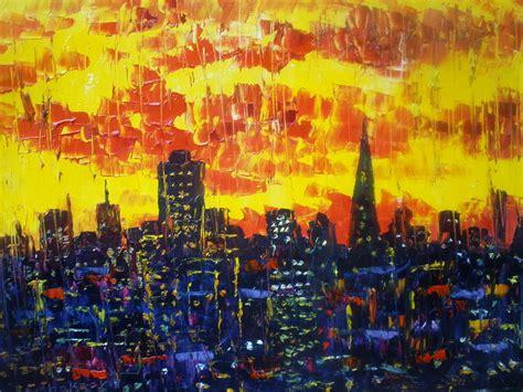 paint nite san francisco san francisco painting by shokoor khusrawy