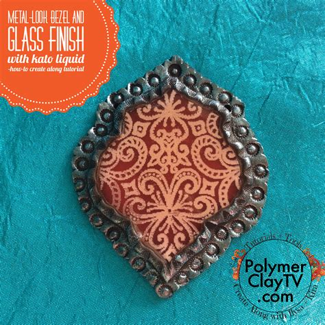 how to make polymer clay shiny polymer clay tv polymer clay productions
