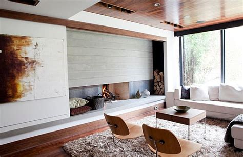 modern living room fireplace 19 fireplace design ideas for a warm home during winter