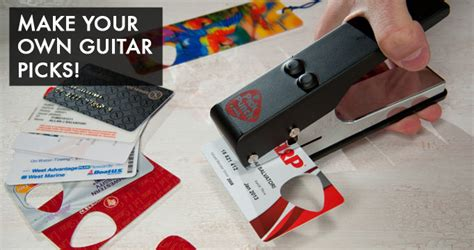 make your own credit card free guitar and grins