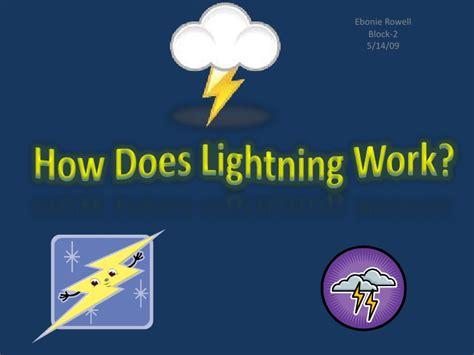 how work how does lightning work