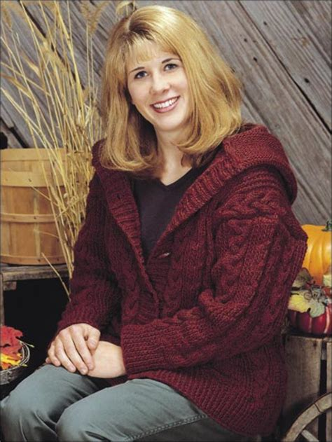 hooded cardigan knitting pattern free free cardigan knitting patterns autumn glow hooded