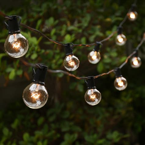 garden string lights get cheap hanging patio lights aliexpress