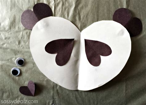 panda crafts for panda craft for crafty morning