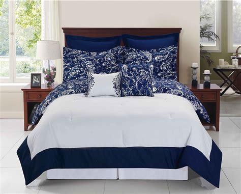 white blue comforter set navy blue and white comforter sets 28 images king size