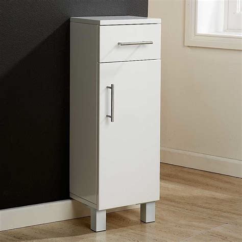 White Bathroom Floor Storage Cabinet by Bathroom Floor Cabinet Small Bathroom Cabinets Ideas