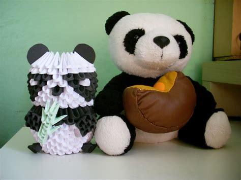 3d origami panda 3d origami panda album skong 3d origami