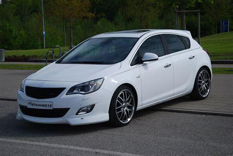 Opel Astra J by Steinmetz Opel Astra J Car Tuning