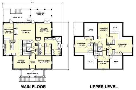 southern floor plans southern house plans the characteristics of living style homescorner