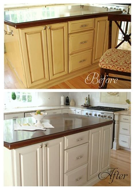 spray painting kitchen cabinets before and after painting kitchen cabinets etc centsational