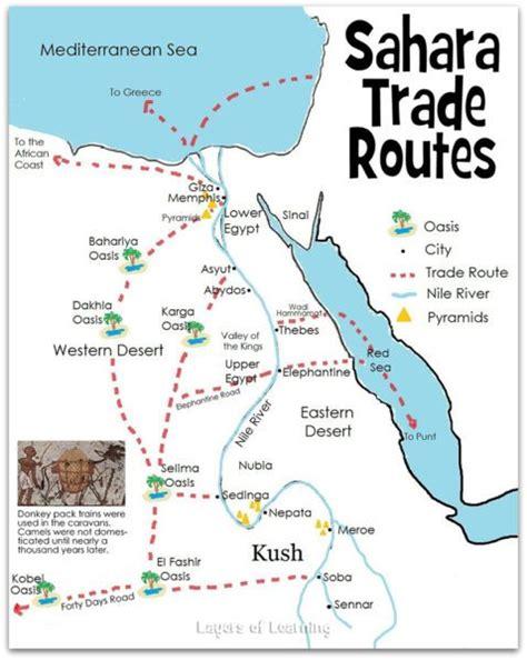ancient trade 196 gypten karte routen